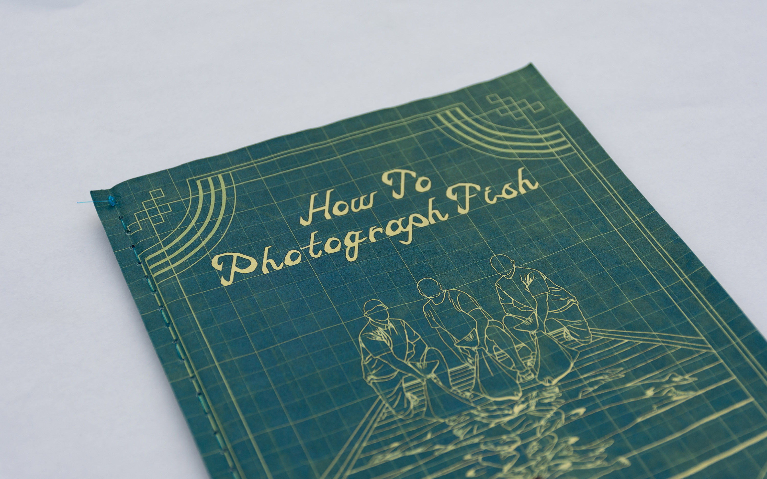 How to Photograph Fish - Book