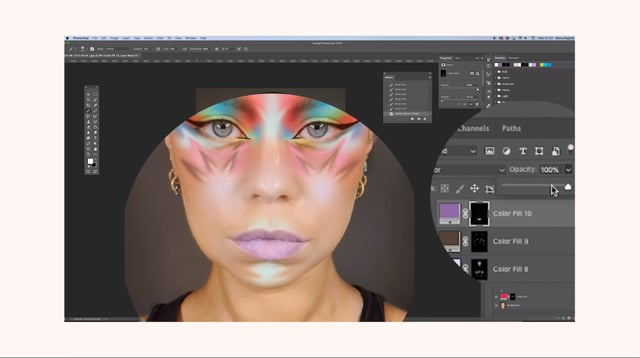 How-To Digital Makeup