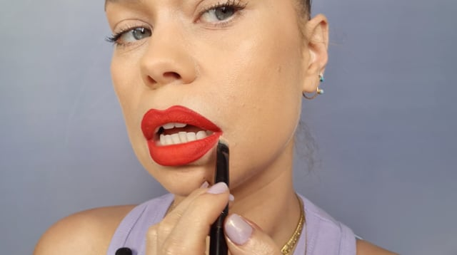 How-To Overdraw Lips Naturally