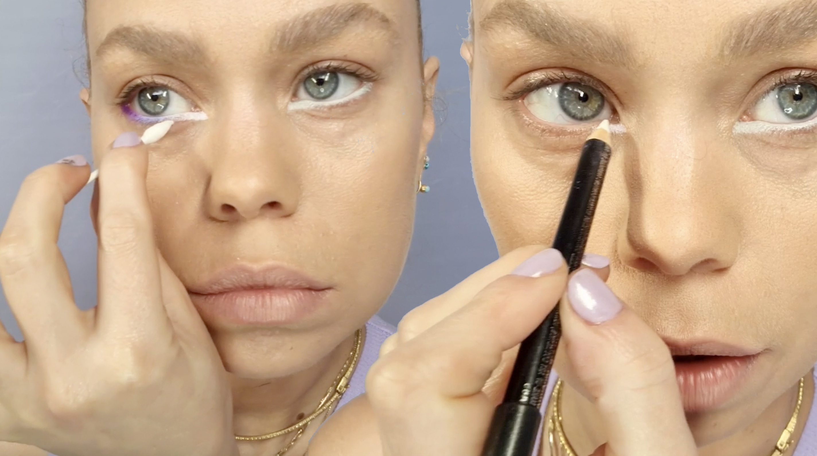 How-To Ombre Waterline
