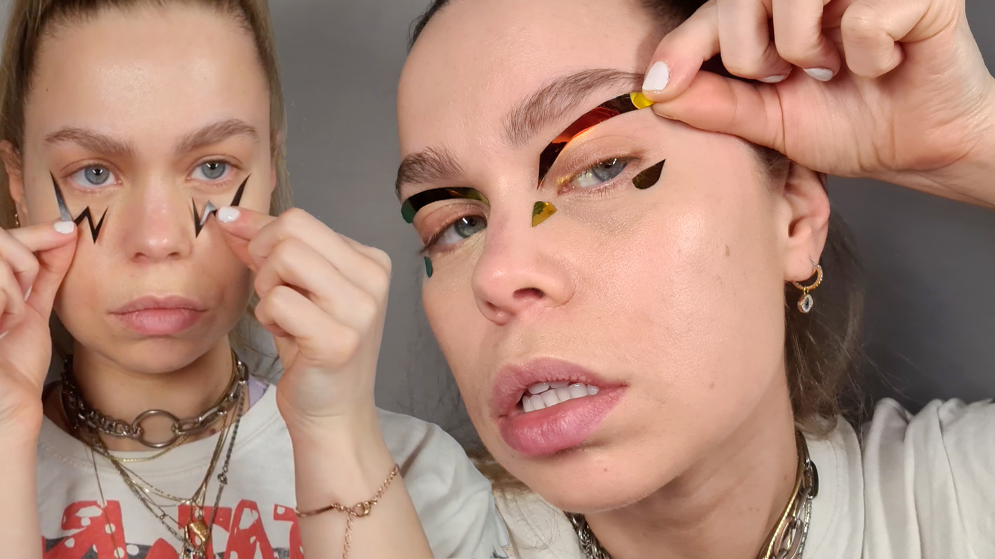 How-To Faux Graphic Liner