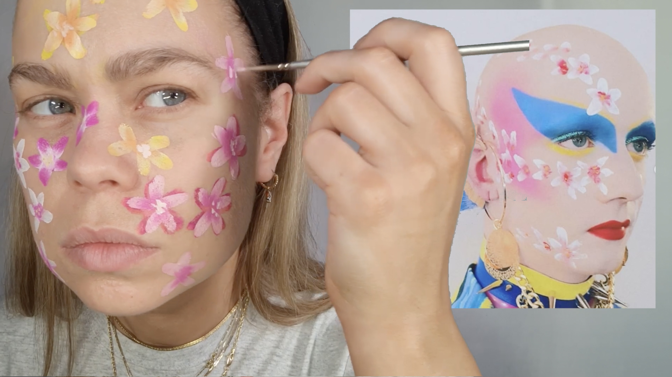 How-To Easy Florals