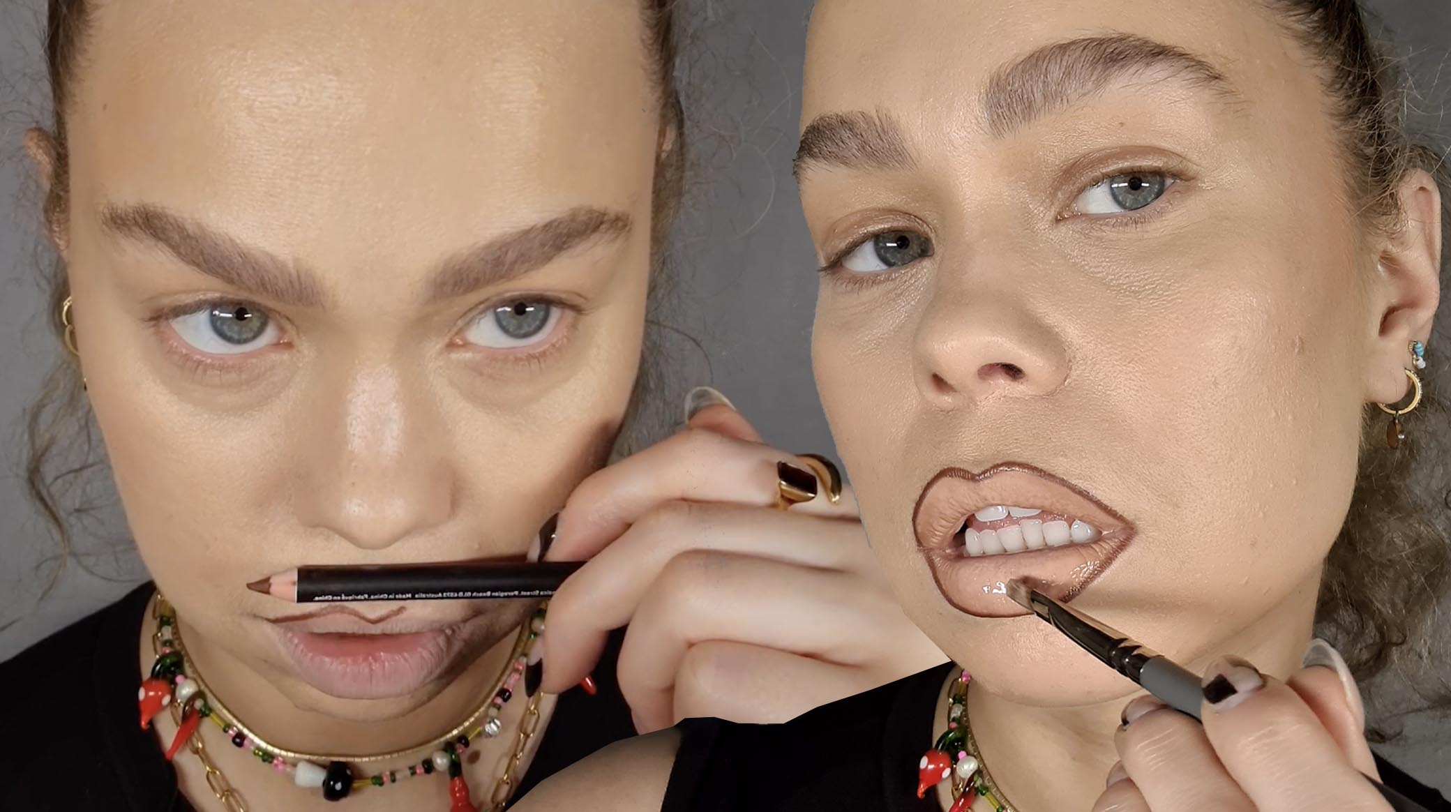 How-To Extreme Lip Liner