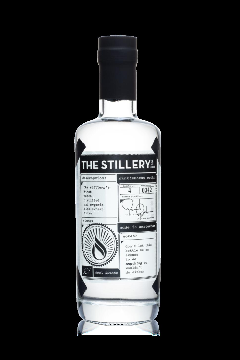 The Stillery's First   Vodka