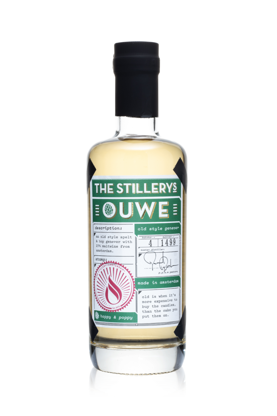 The Stillery's Ouwe   Genever