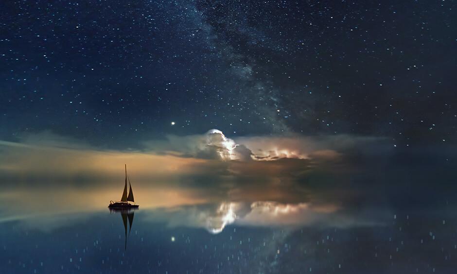 Hoe vervul je je dromen... op een zeilboot