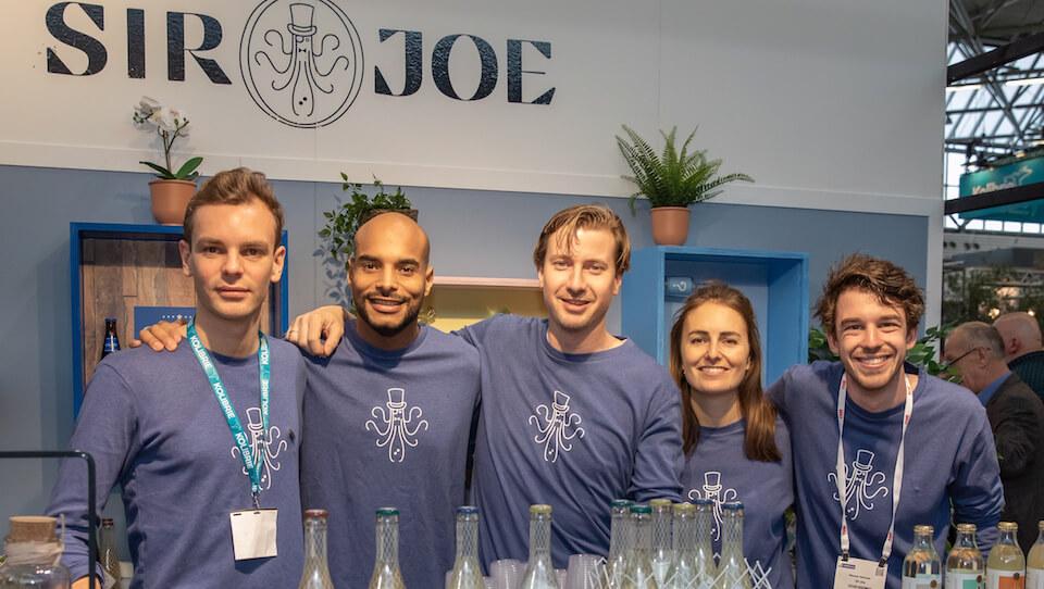 Optimalisatie bij frisdranken startup Sir Joe
