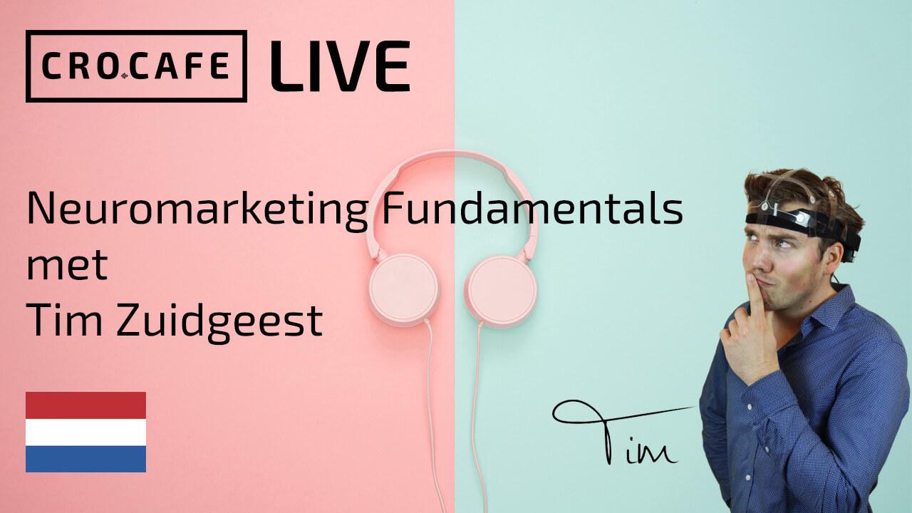 Neuromarketing fundamentals Livestream
