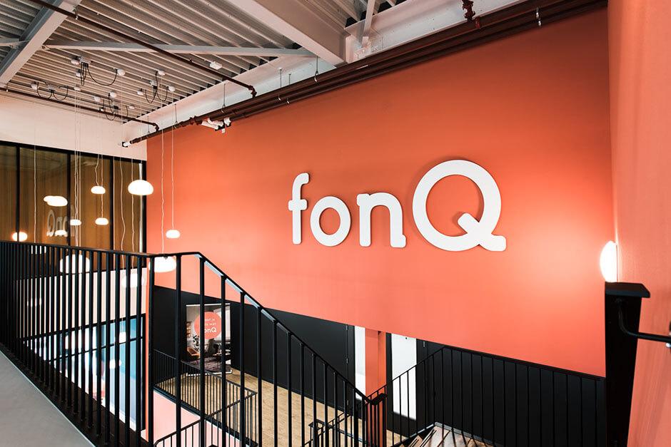 Redesign bij fonQ