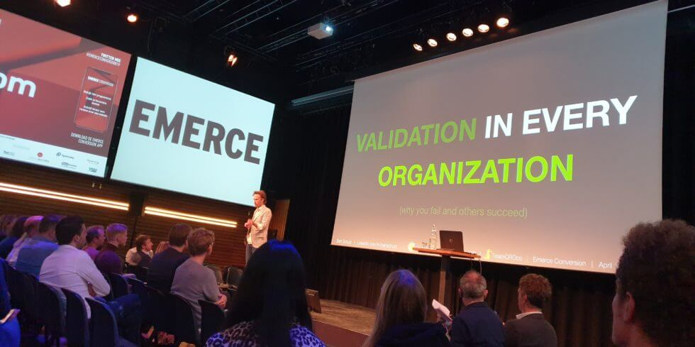 Validation in every organization