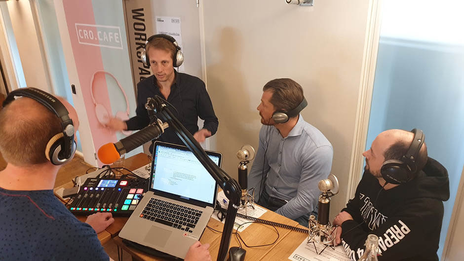 Emerce Interview: David Brinks, Gerben van Ouwendorp, David Beentjes