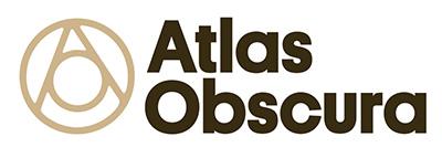 Atlas Obscura logo.