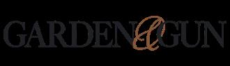 Garden and Gun logo.