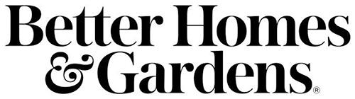 Better Homes and Gardens logo.