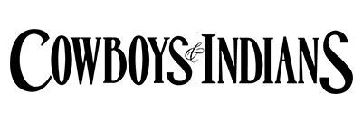 Cowboys and Indians Magazine logo.