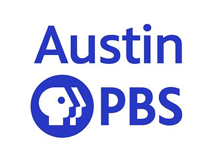 Austin PBS logo.