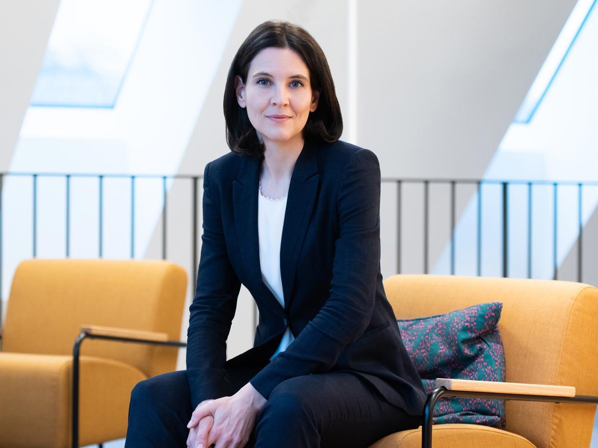 Rechtsanwältin Bernadette Hess Zürich