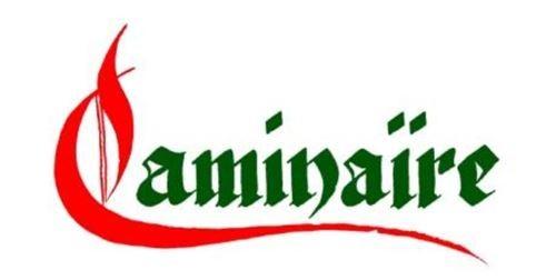 Le logo du groupe de musique médiévale Caminaire