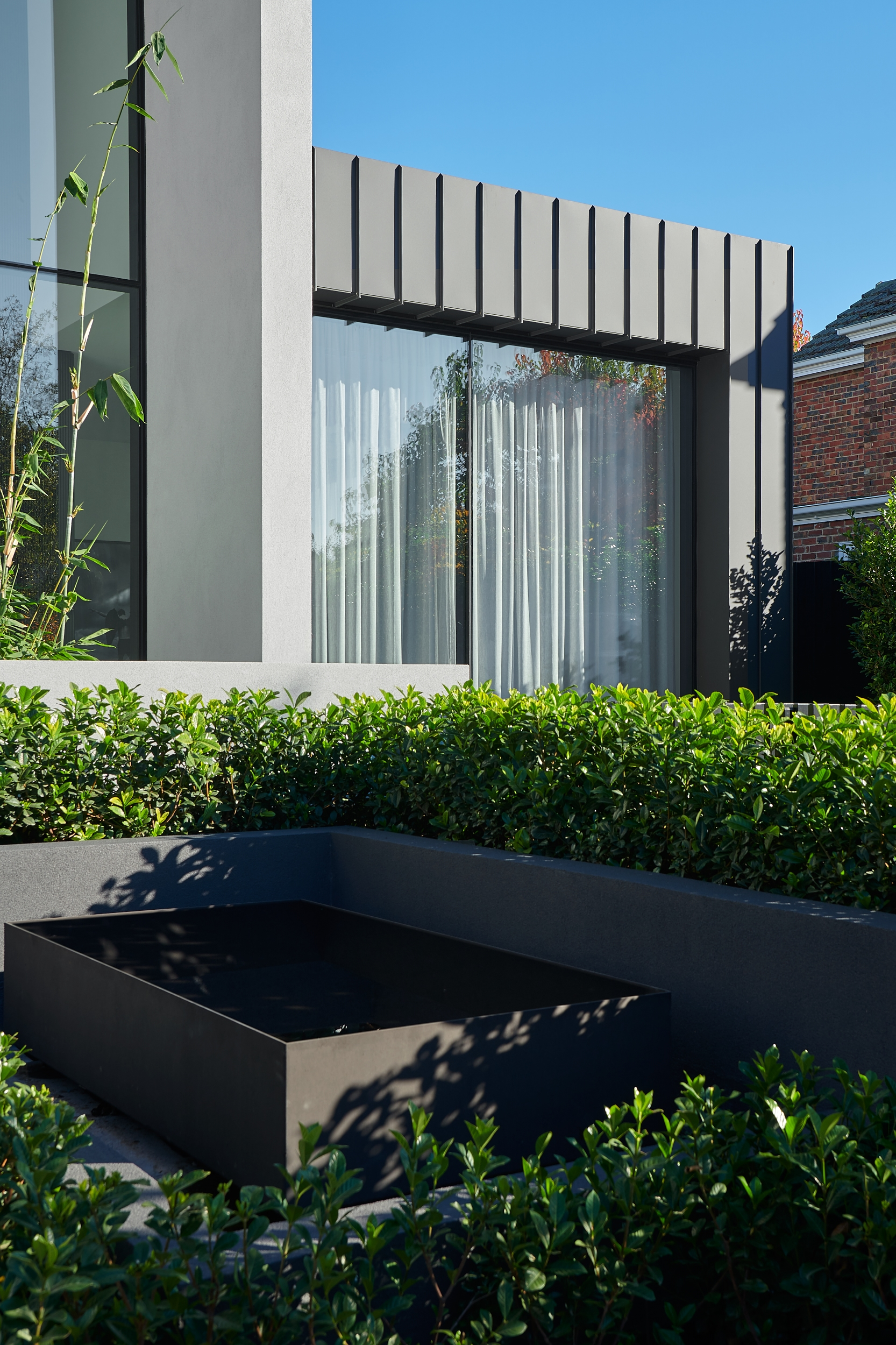 Bramley Court, a residential project whose architecture and interiors are designed by Taouk Architects