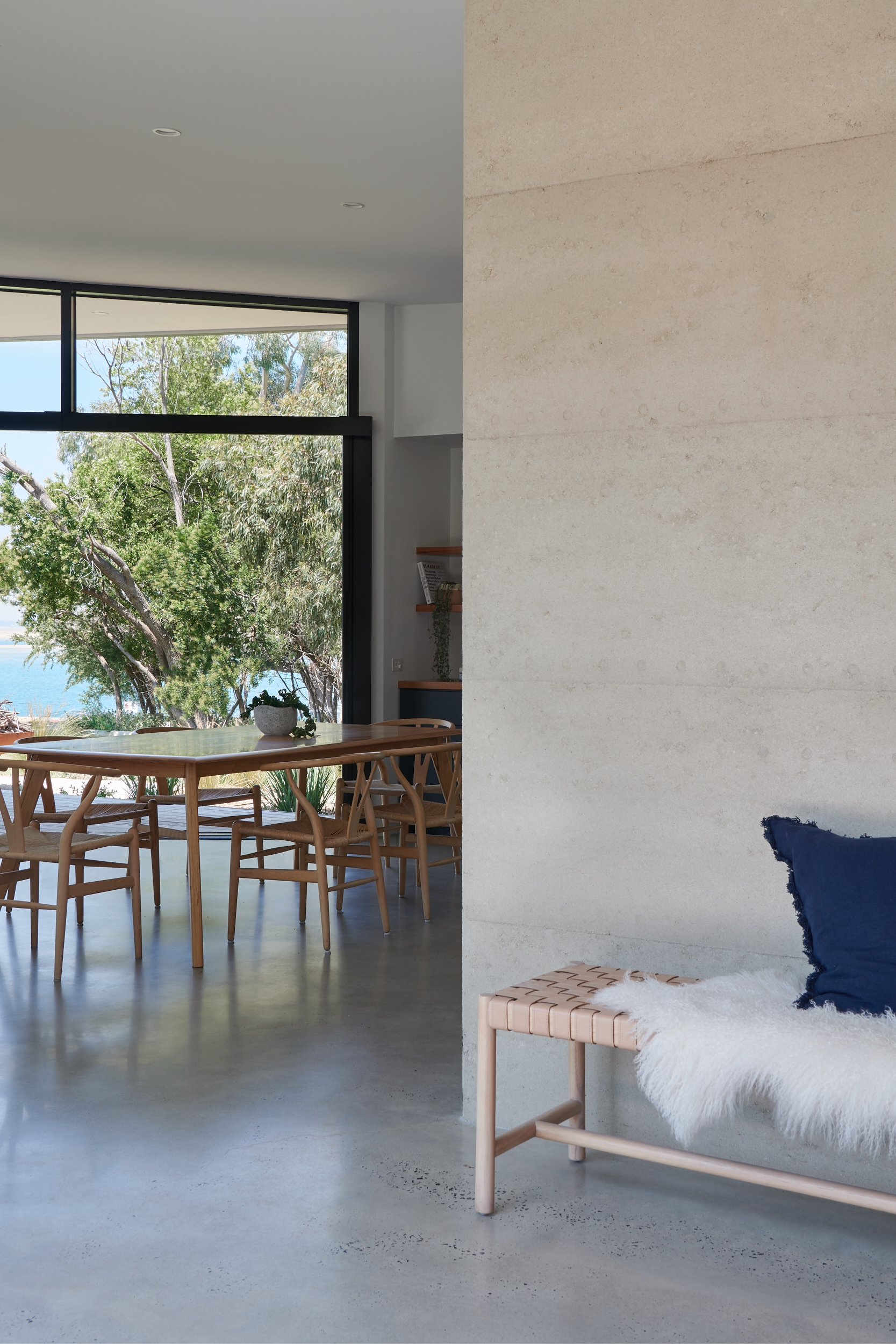 Inverloch House by Planned Living Architects