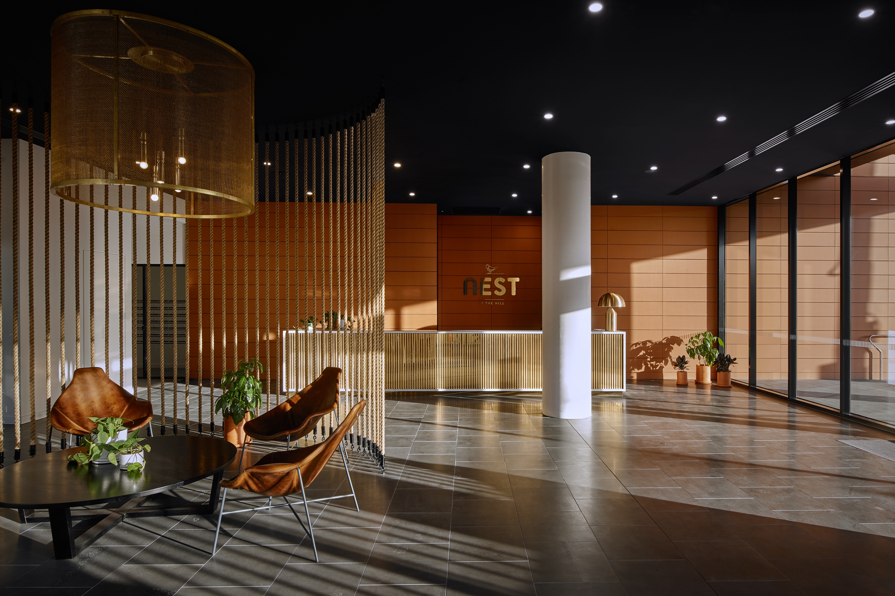 nest at the hill by k2ld architects and crema group - veeral patel