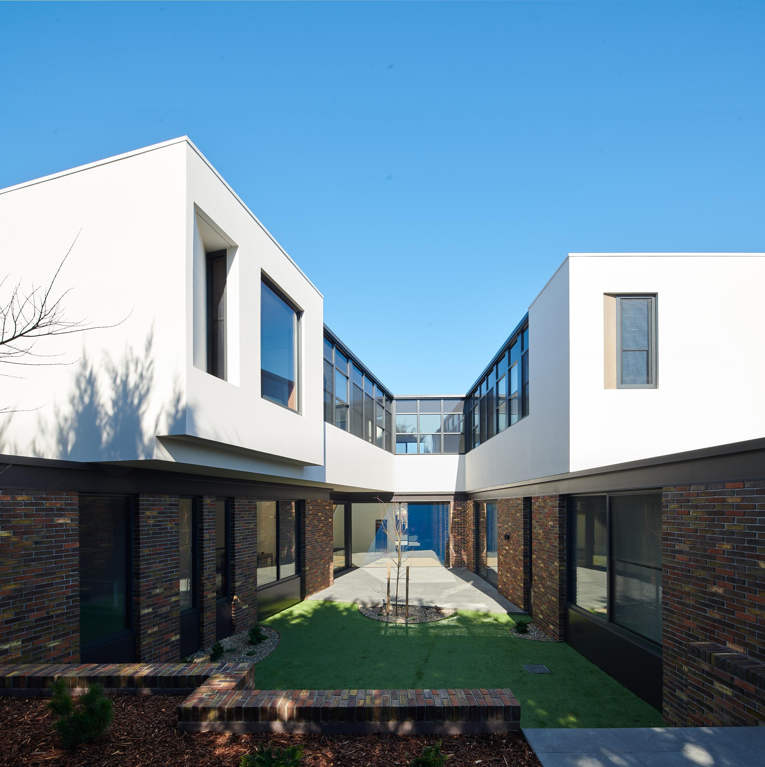 All Seasons House by Bayley Ward