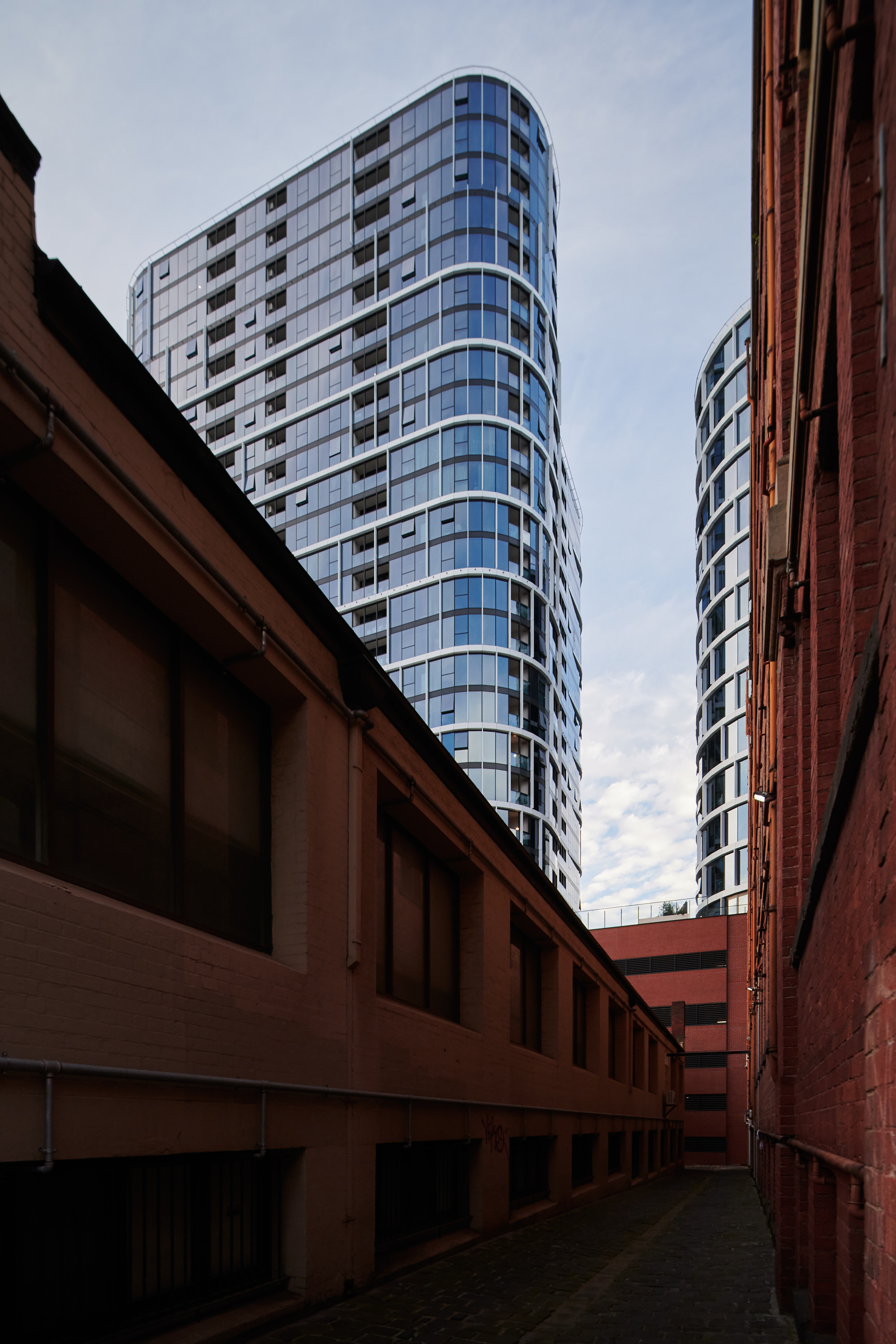 373 Spencer Street by Bruce Henderson Architects