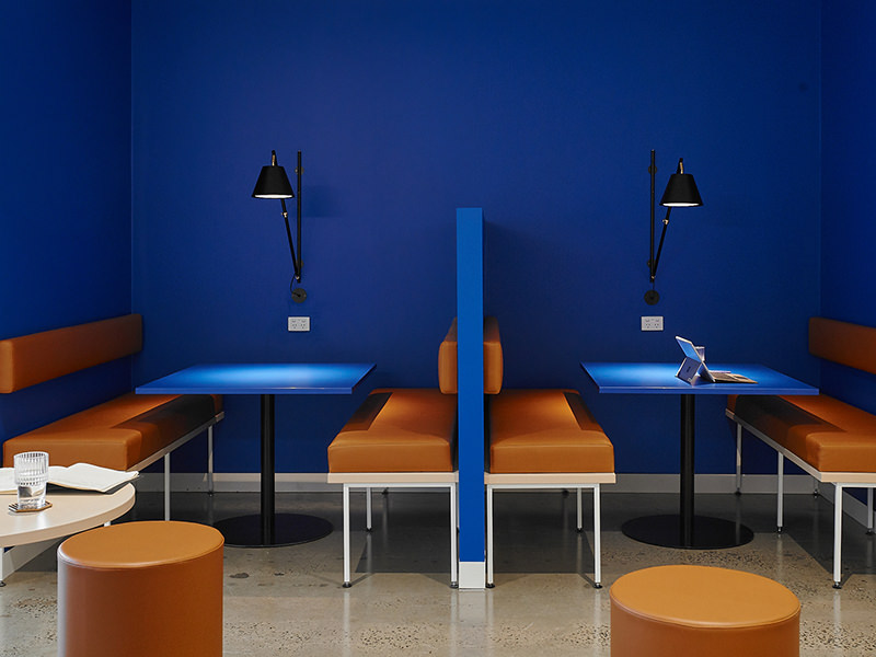 Prime Super, workplace interior project designed by Studio 103 and built by McCormack