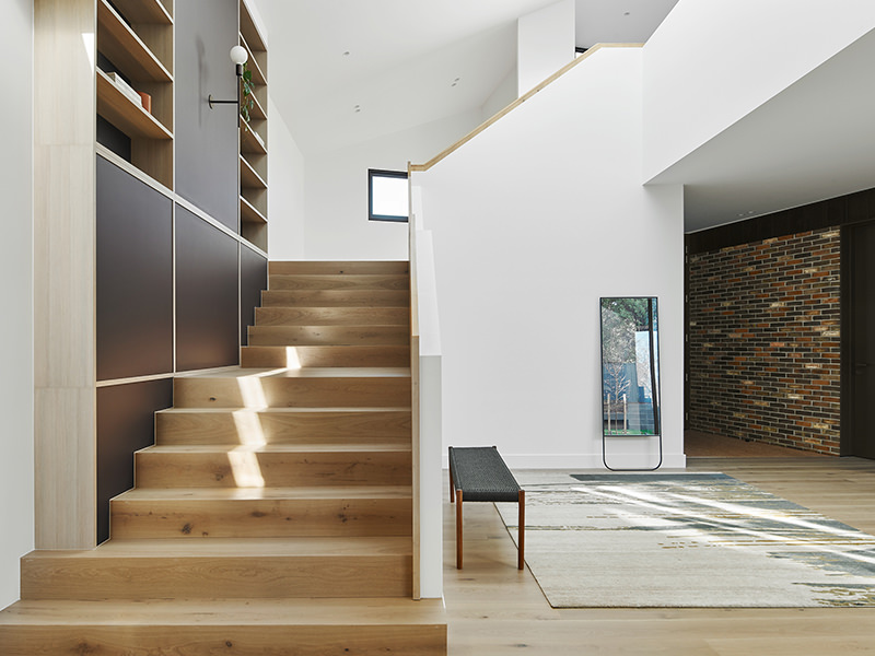 All Seasons House a residential project. architecture and interiors by Bayley Ward Architects
