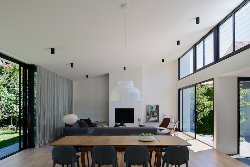 Prahran House - extension architecture by Eliza Blair Architecture