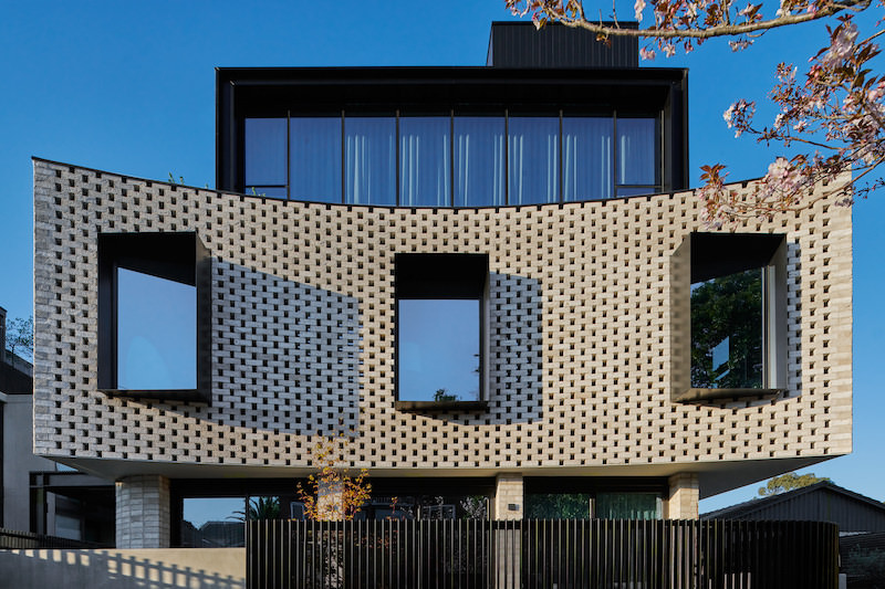 Imperium Hawthorn, multi residential townhouse architecturally designed by Kavellaris Urban Design
