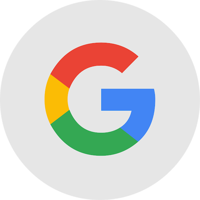 Google Logo Colored