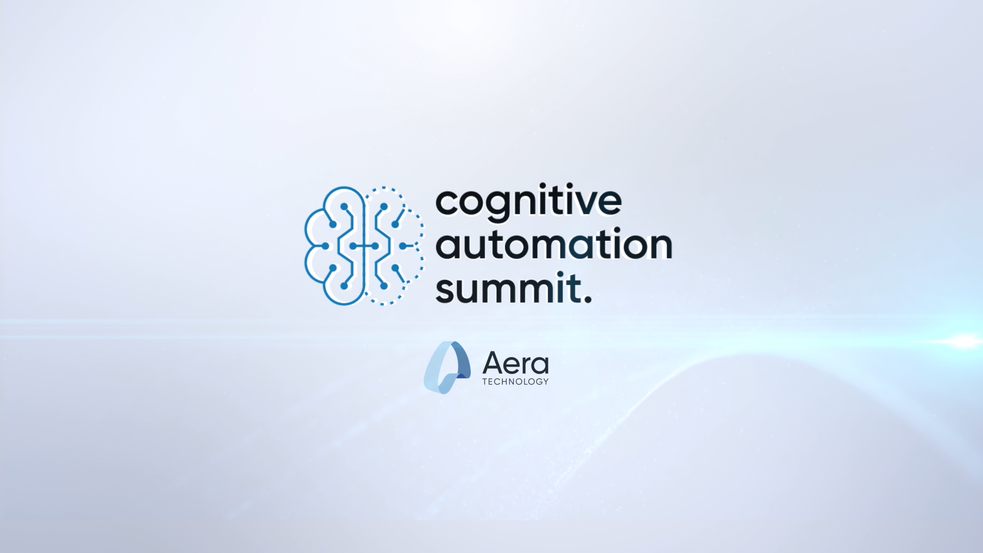 Pioneers of Cognitive Automation Panel @ the Cognitive Automation Summit