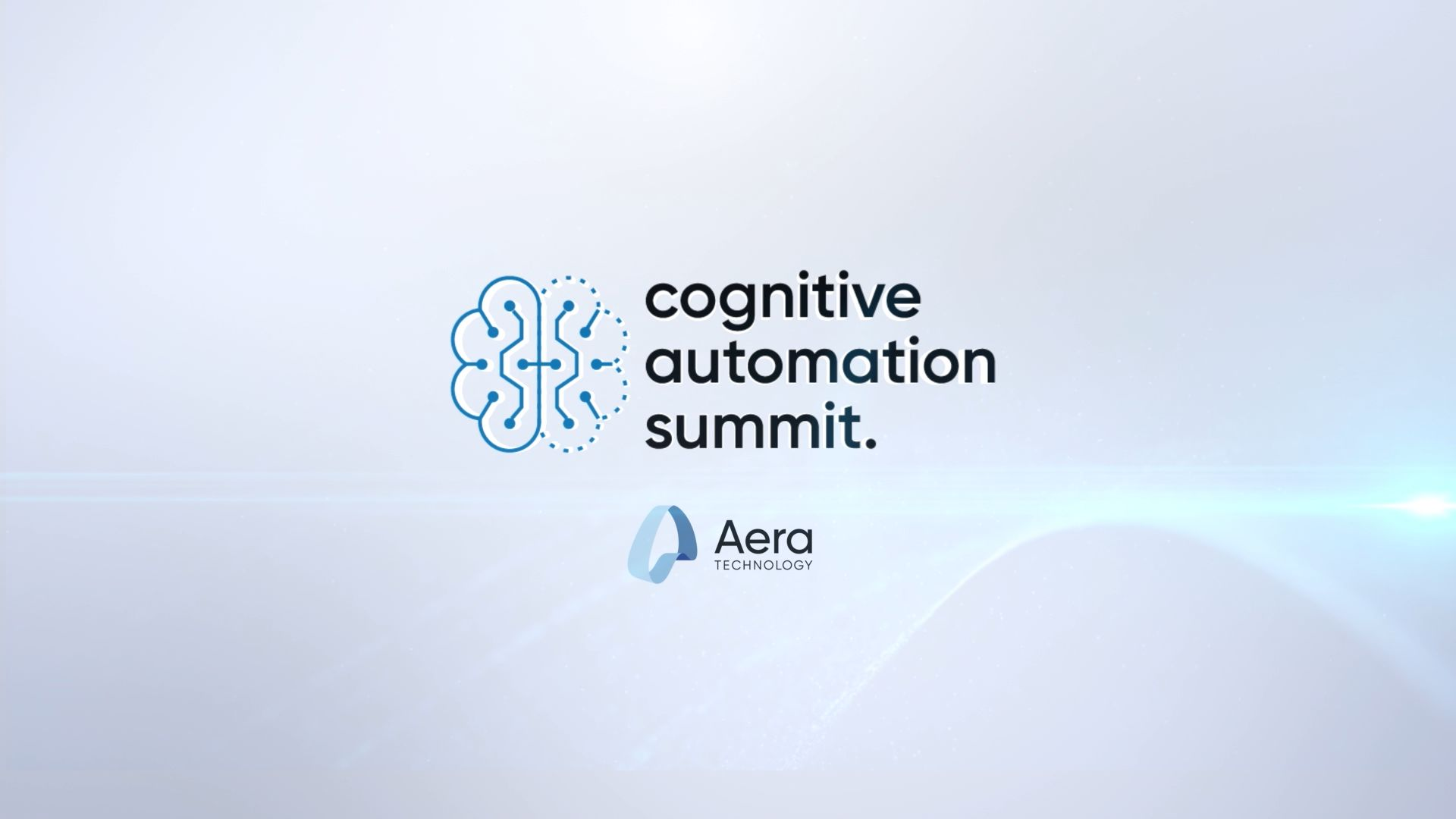Cognitive Automation Summit 2020