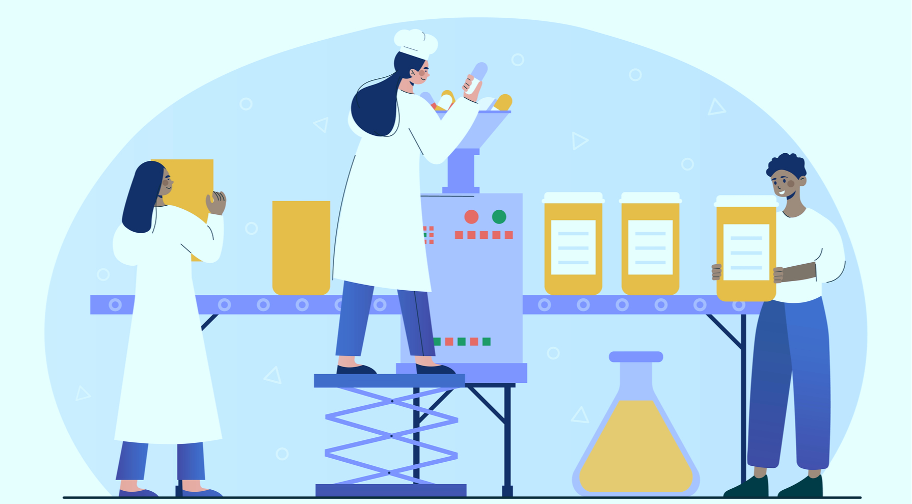 Bringing Lean Up to Speed in the Pharma Industry