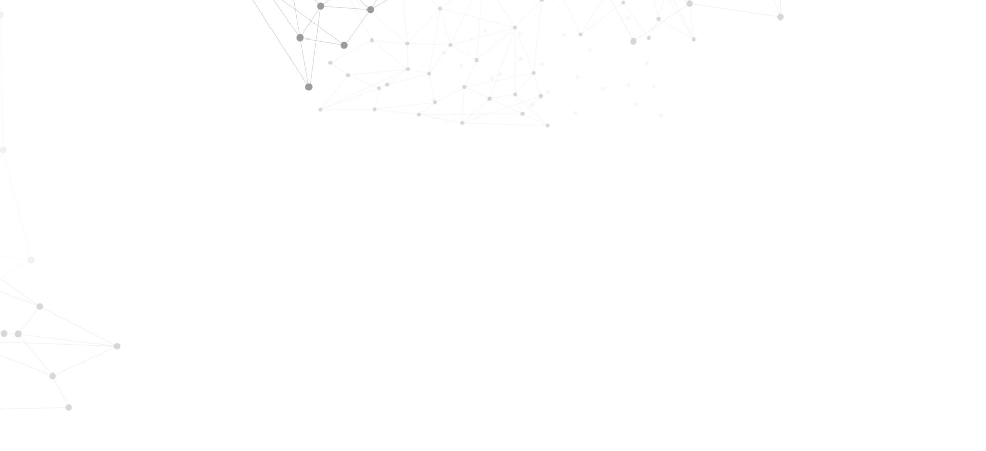 Ein Hintergrundbild mit Molekülen, die ein Netz bilden.