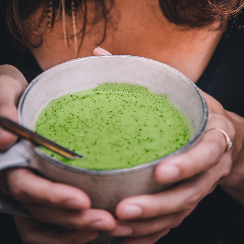 Focus Green Latte