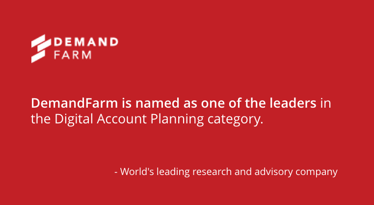 Digital Account Planning category