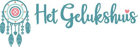 Het Gelukshuis logo wellness overnachting