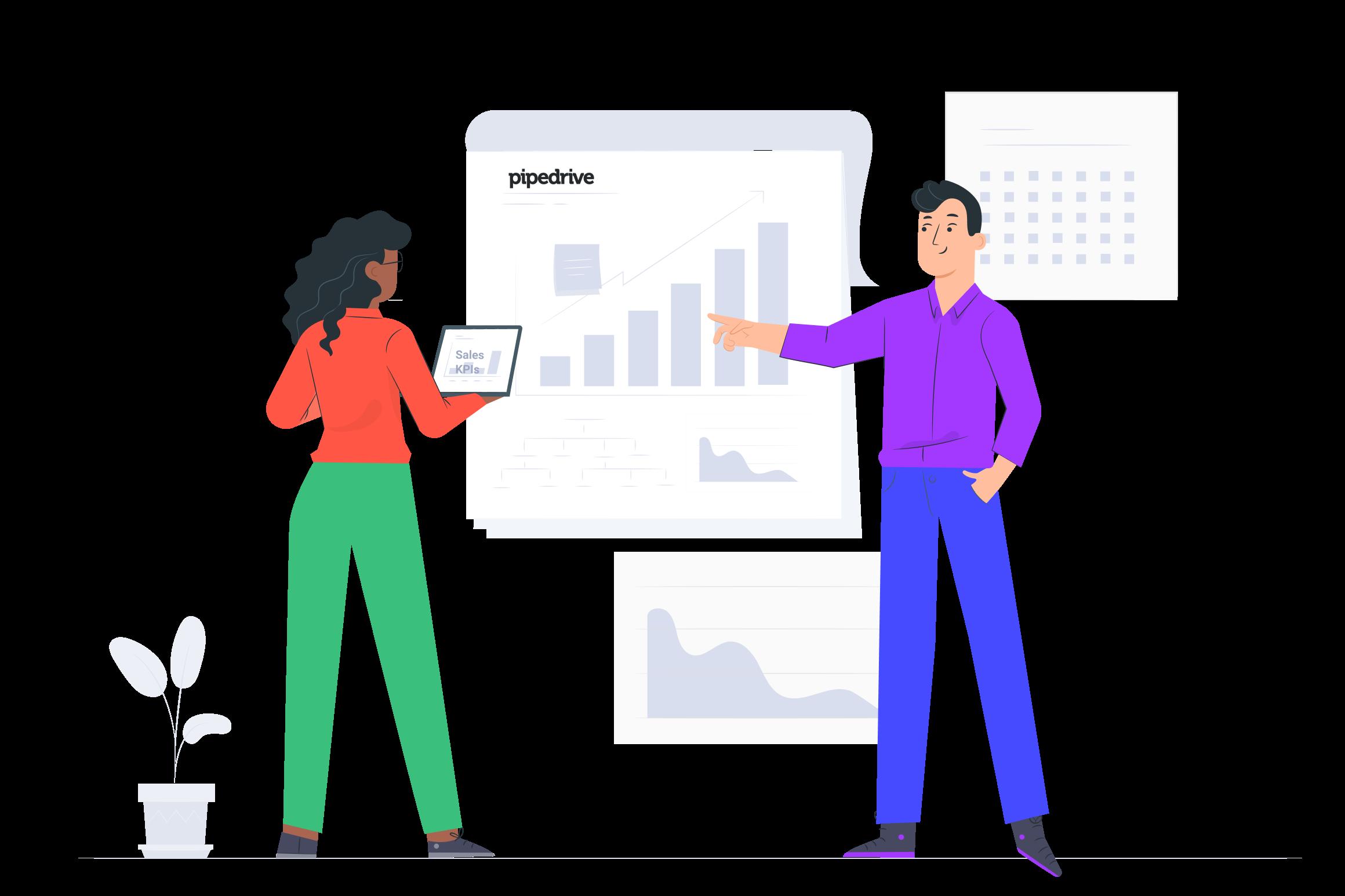 Pipedrive Sales KPI