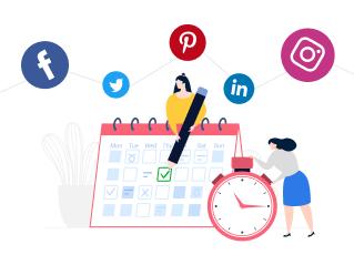 Planning a Social Media Calendarfor Marketing teams