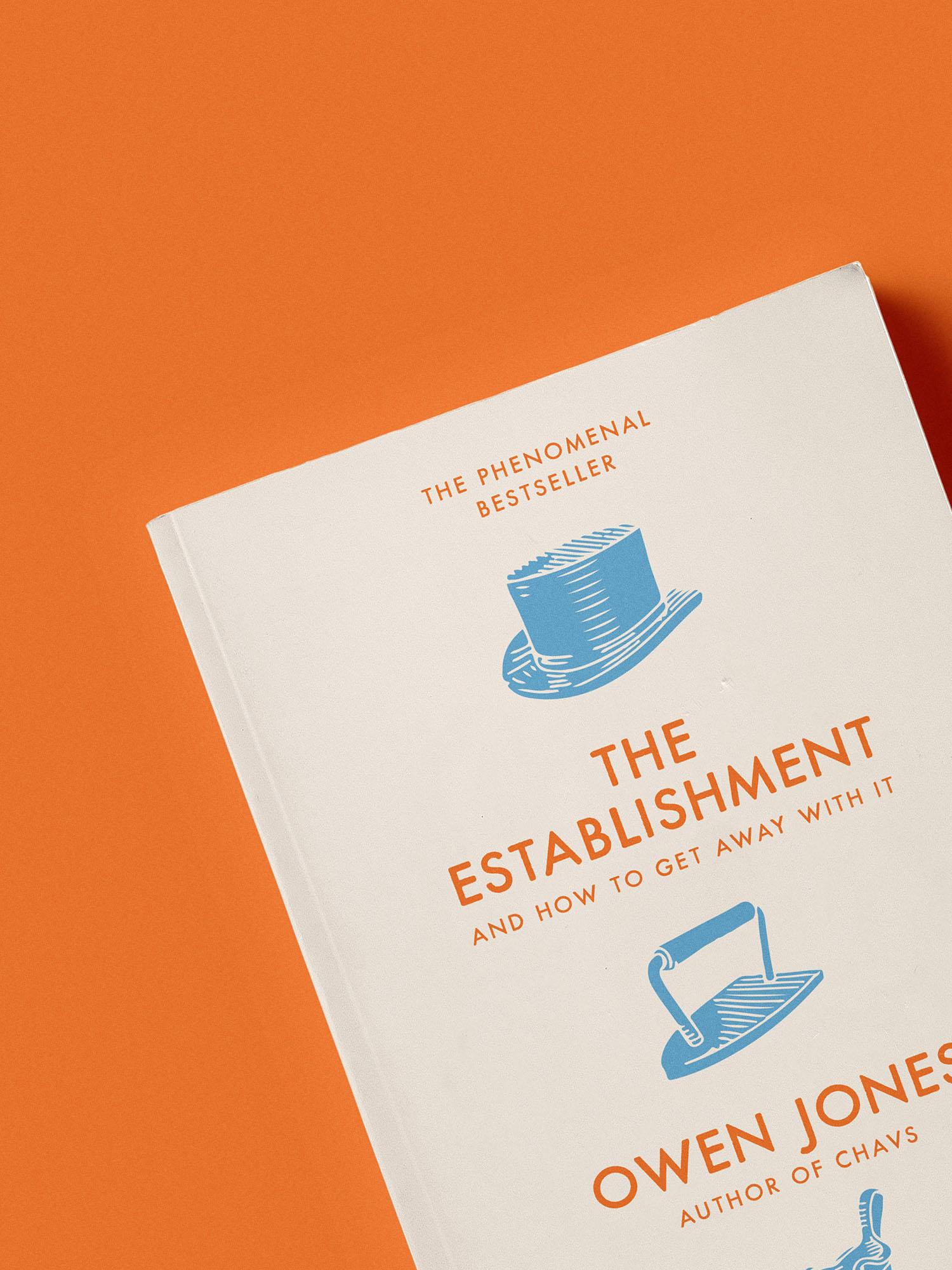 The Establishment cover