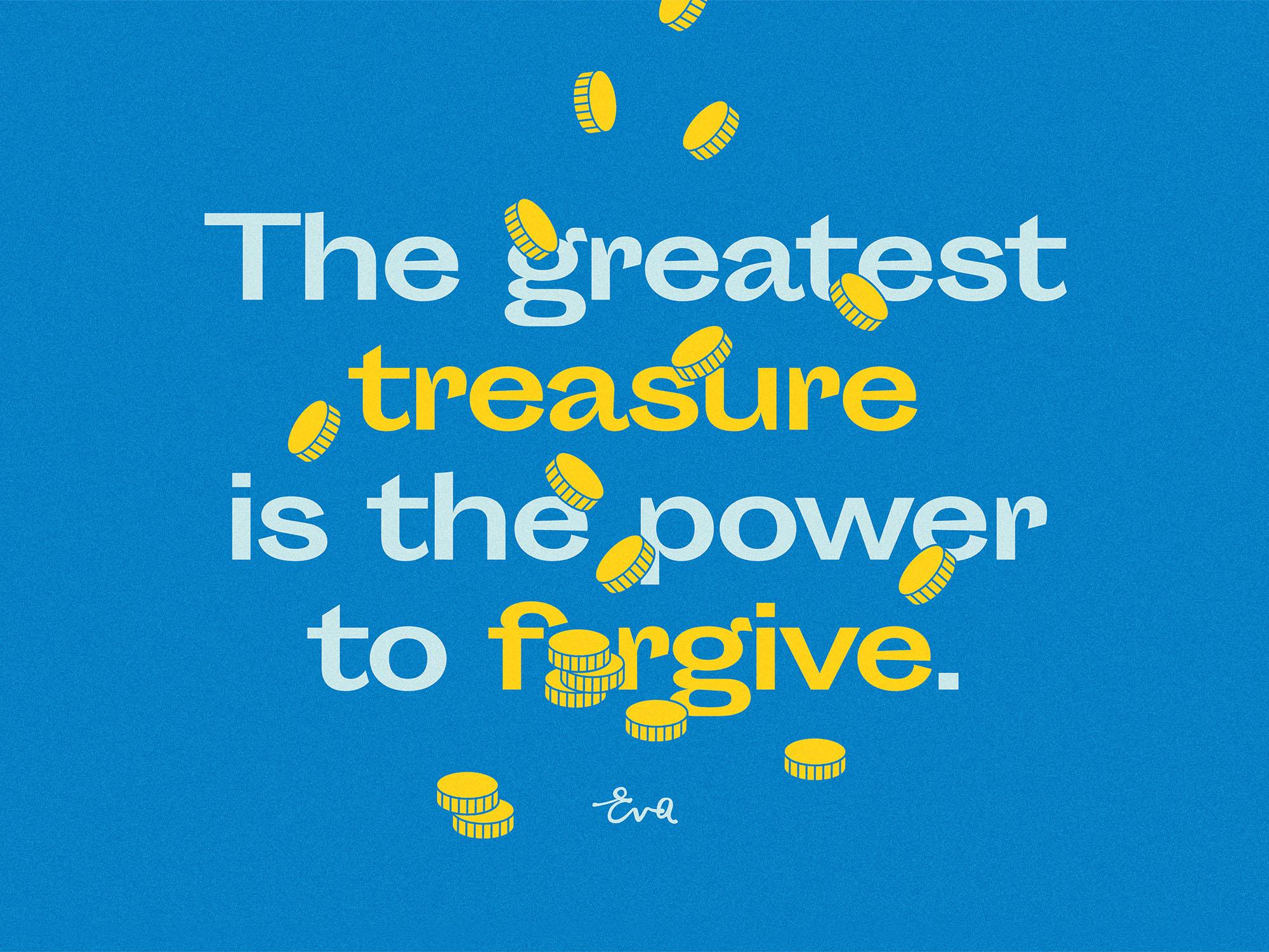 Power of Forgiveness cover