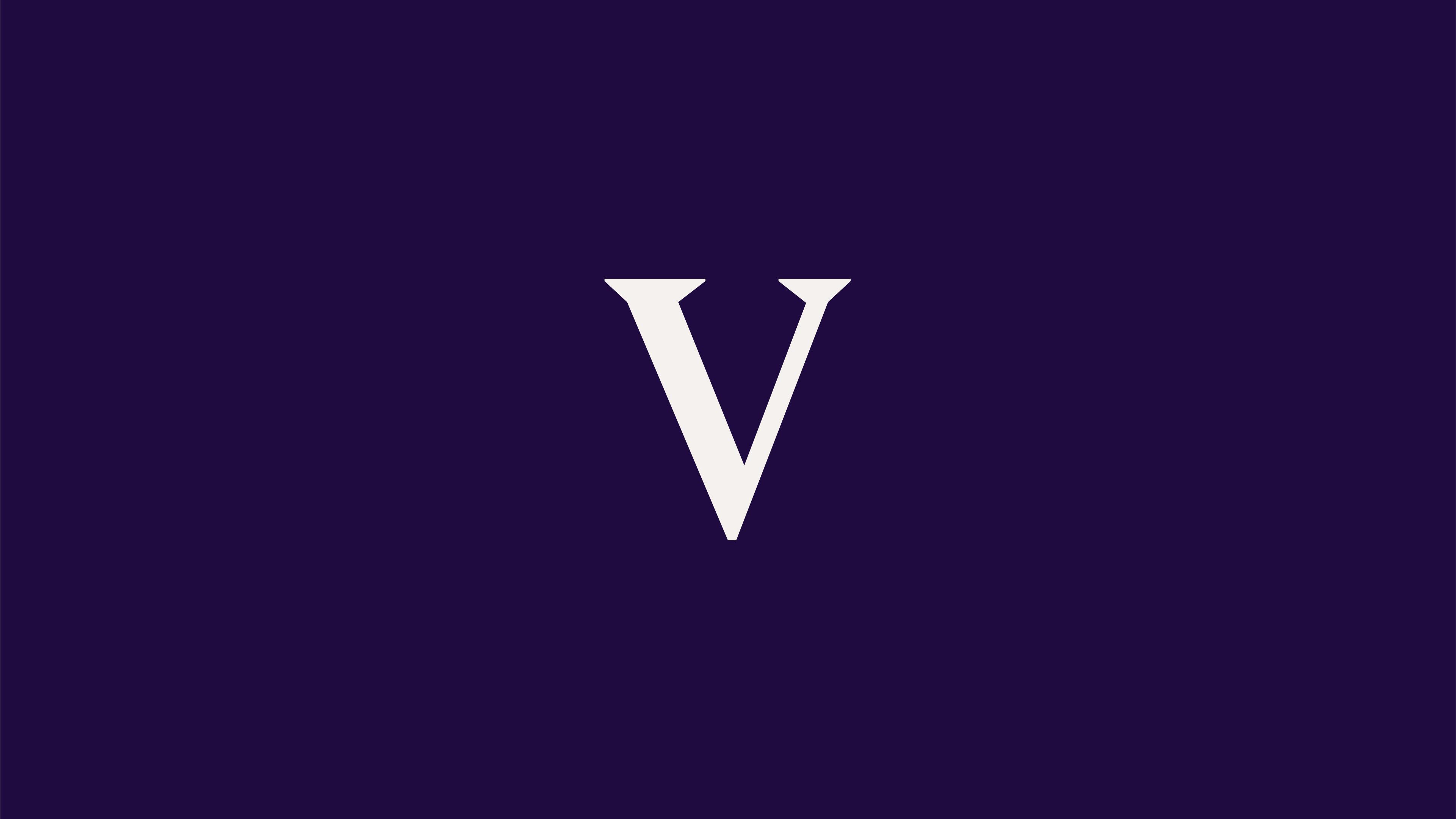 The Vor branding and web design Logo Icon