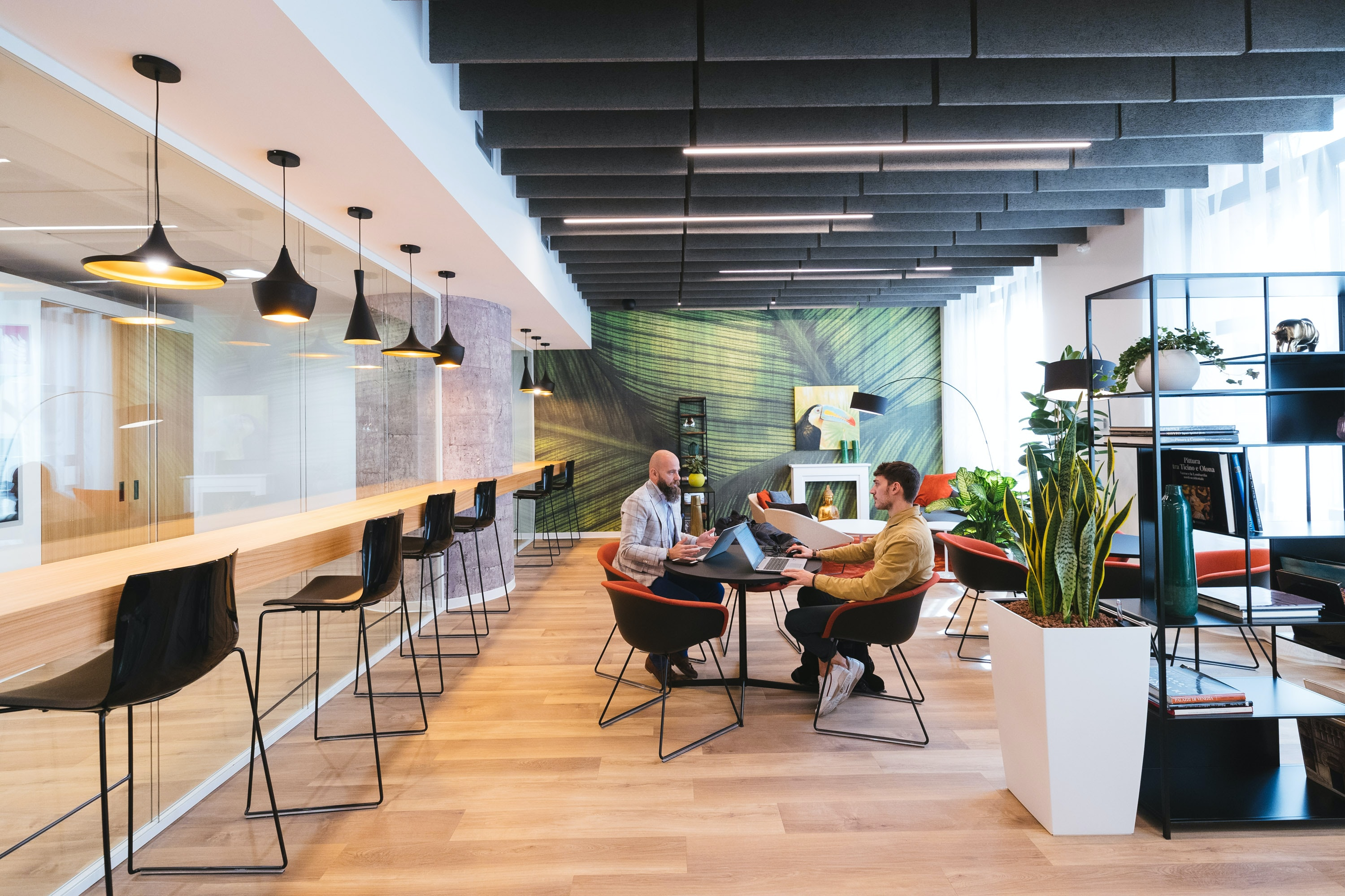 An 80/20 approach to workspace design