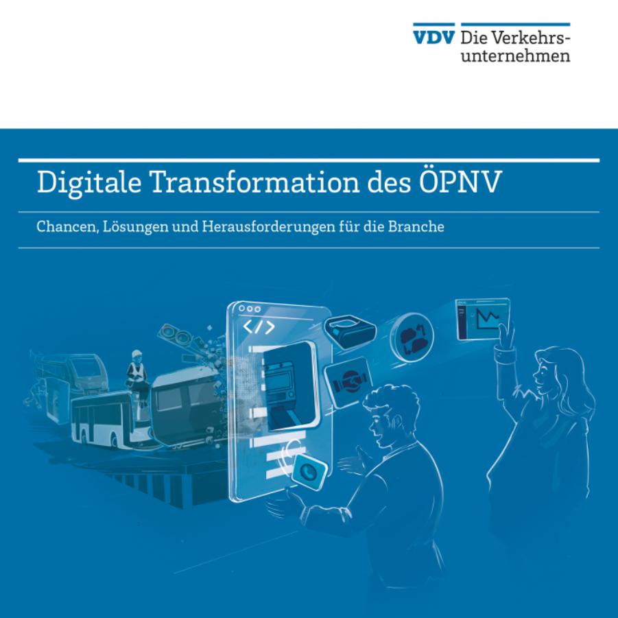 Buchcover VDV Publikation