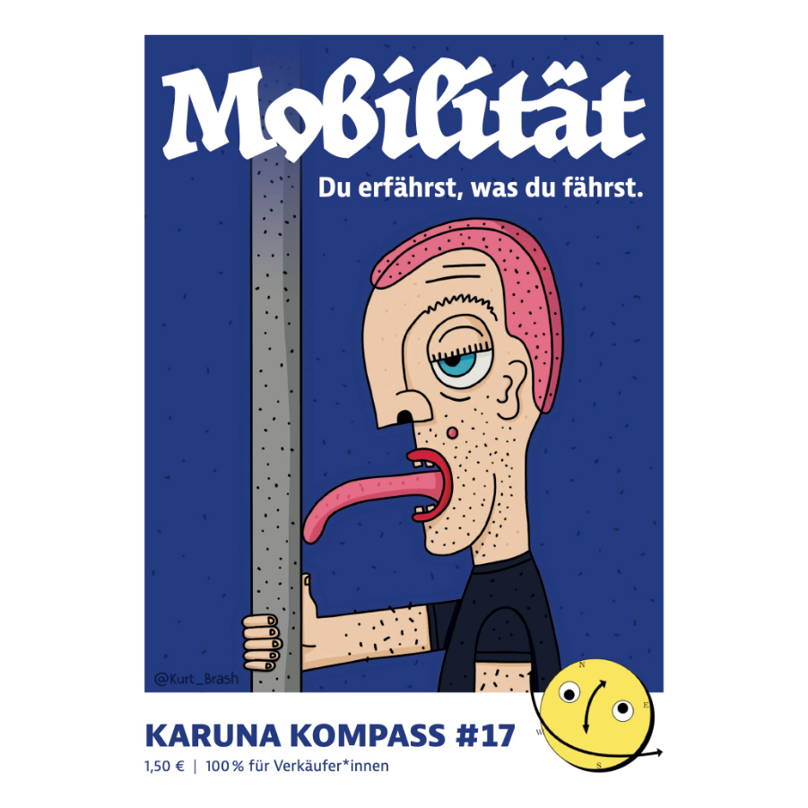 Karuna Kompass Cover