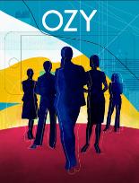 Ozy media logo