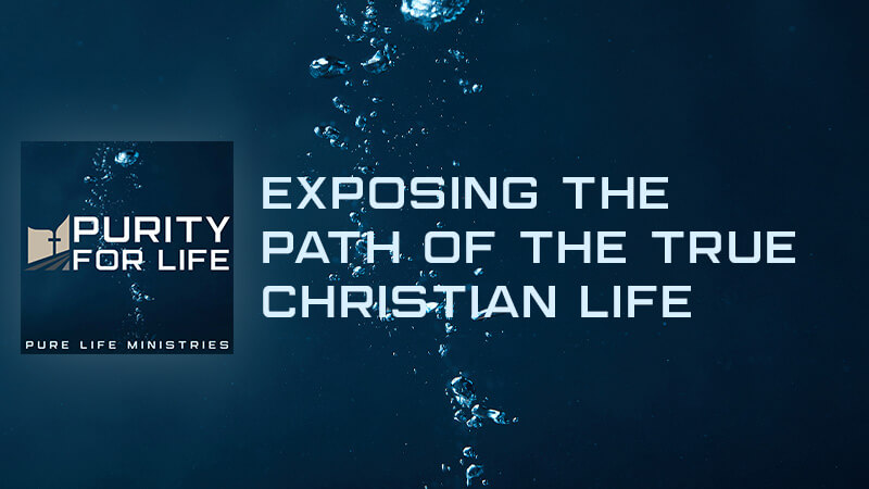 Purity for Life Episode #430: Exposing the Path of the True Christian Life