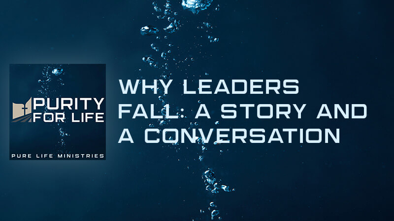 Why Leaders Fall: A Story and a Conversation